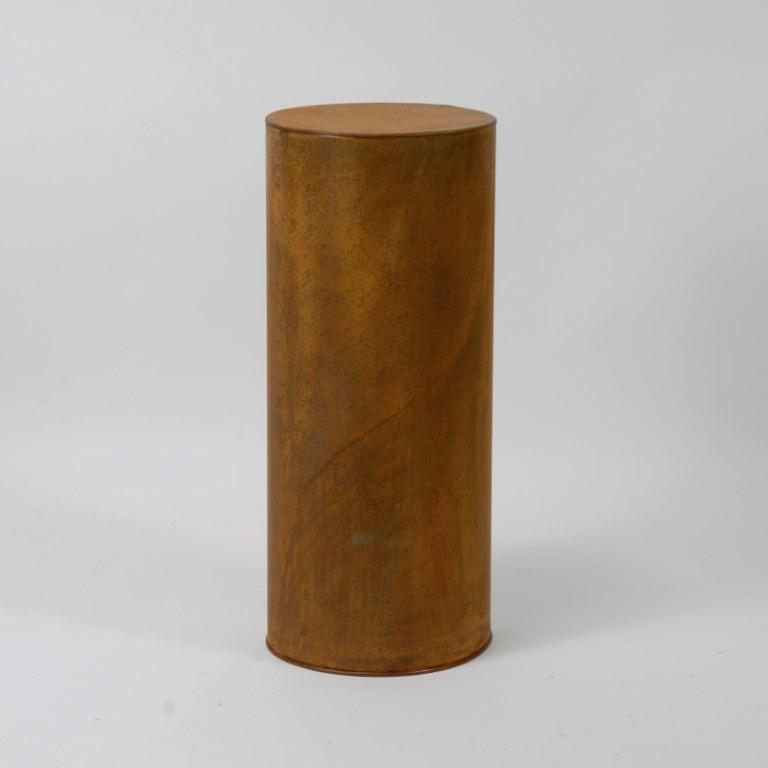 Image of   Furbo Blomsterstander, rust metal, højde 75 cm
