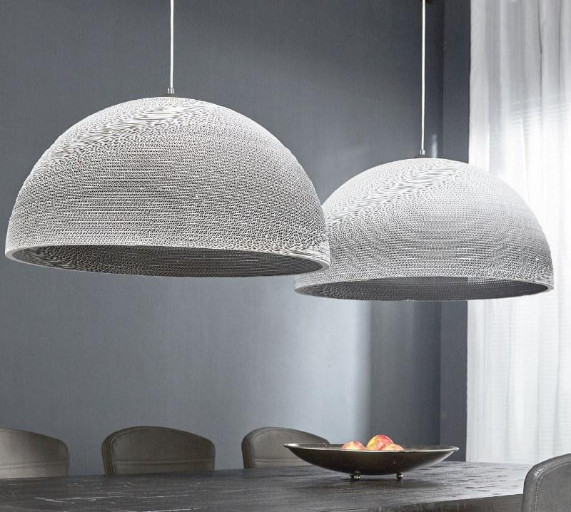 Billede af FURBO Loftslampe, hvid skærm