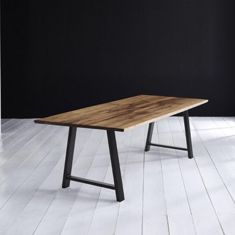 Billede af BODAHL Concept 4 You plankebord - olieret eg, m. schweizerkant og Halo ben 6 cm 180 x 100 cm