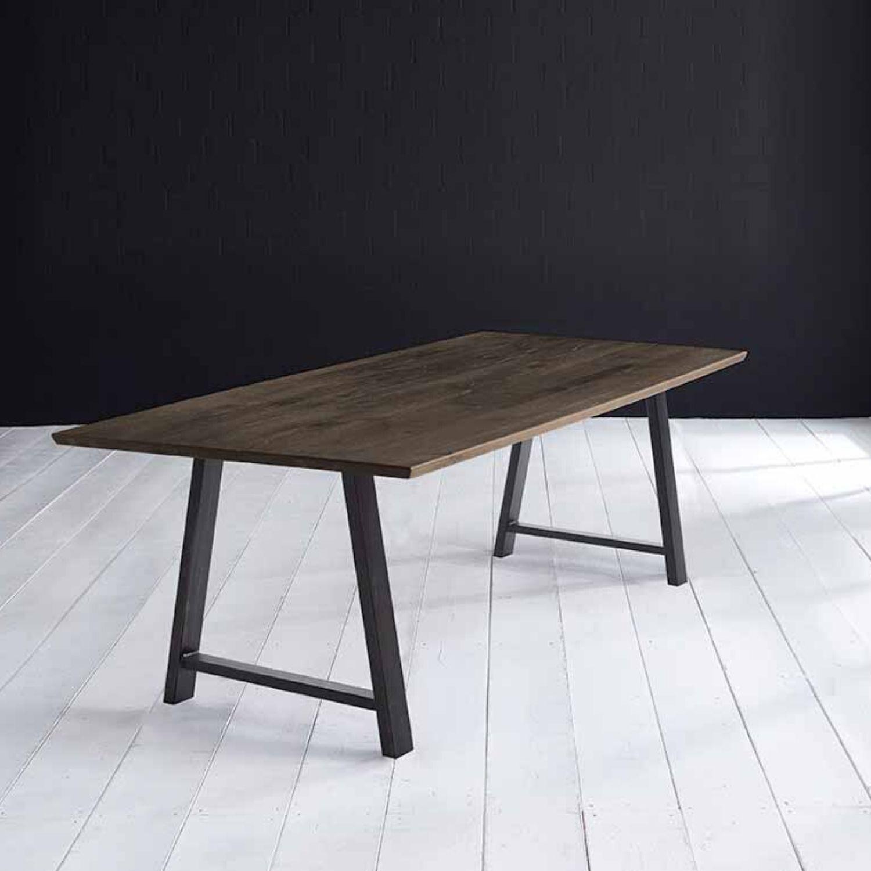 BODAHL Concept 4 You plankebord - røget eg, m. schweizerkant og Halo Ben, m. udtræk 6 cm 180 x 100 cm