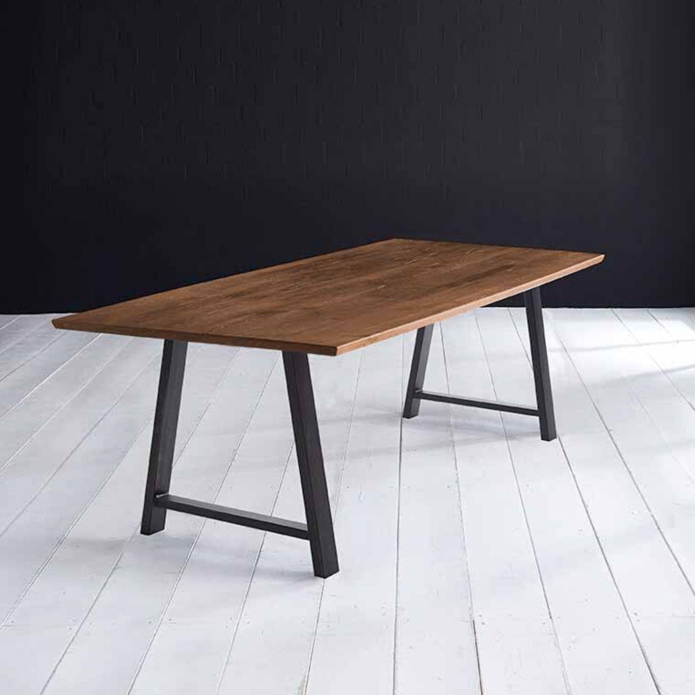 BODAHL Concept 4 You plankebord - old bassano eg, m. schweizerkant og Halo Ben, m. udtræk 3 cm 220 x 100 cm