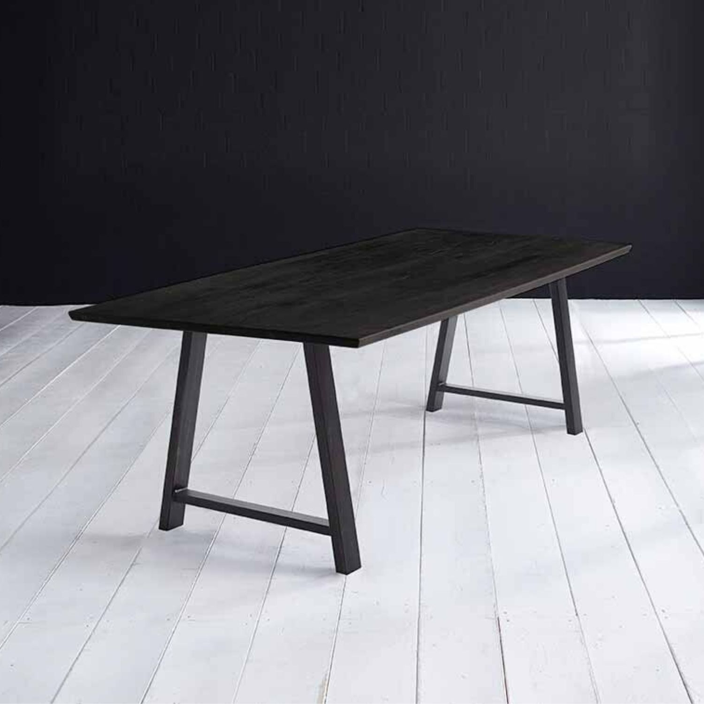 Bodahl Concept 4 You Plankebord - Moccasort Eg, M. Schweizerkant Og Halo Ben, M. Udtræk 3 Cm 180 X 100 Cm Spisestue