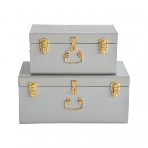 Opbevaringskufferter
