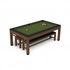 Pool- og spilleborde