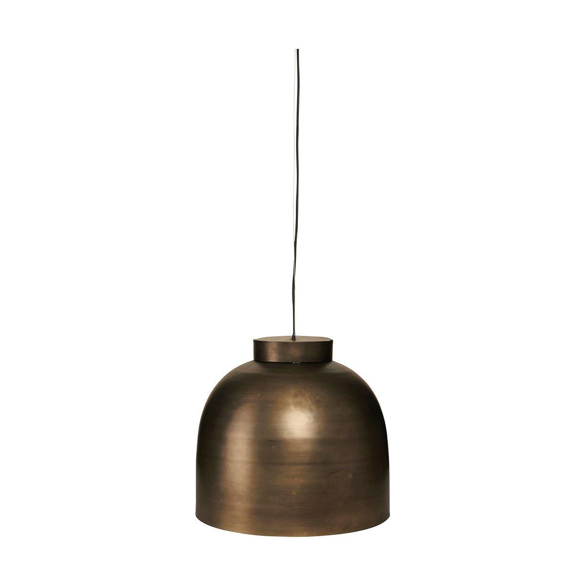 Image of   HOUSE DOCTOR Bowl loftslampe - gunmetal (Ø 35)