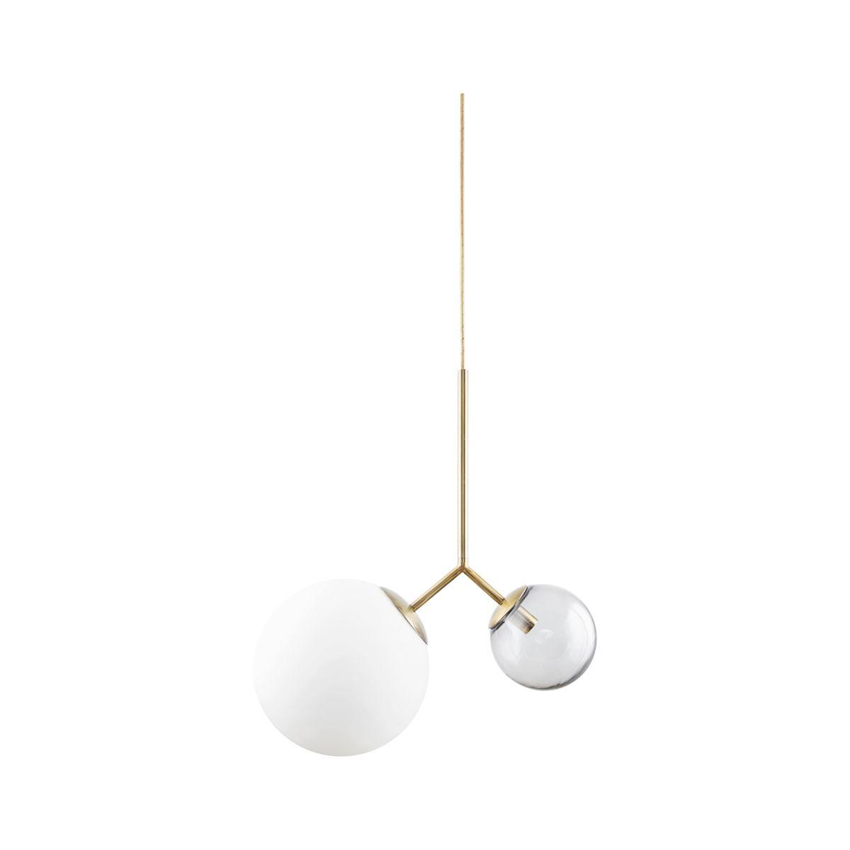 house doctor – House doctor lampe twis hvid/grå på boboonline.dk