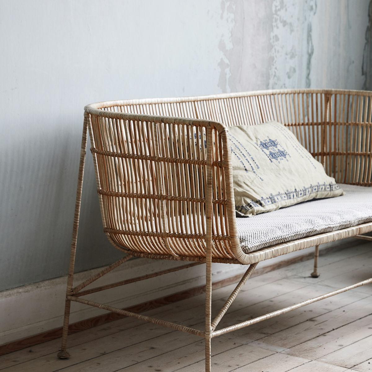house doctor sofa coon nature 3 personers sofaer bobo. Black Bedroom Furniture Sets. Home Design Ideas