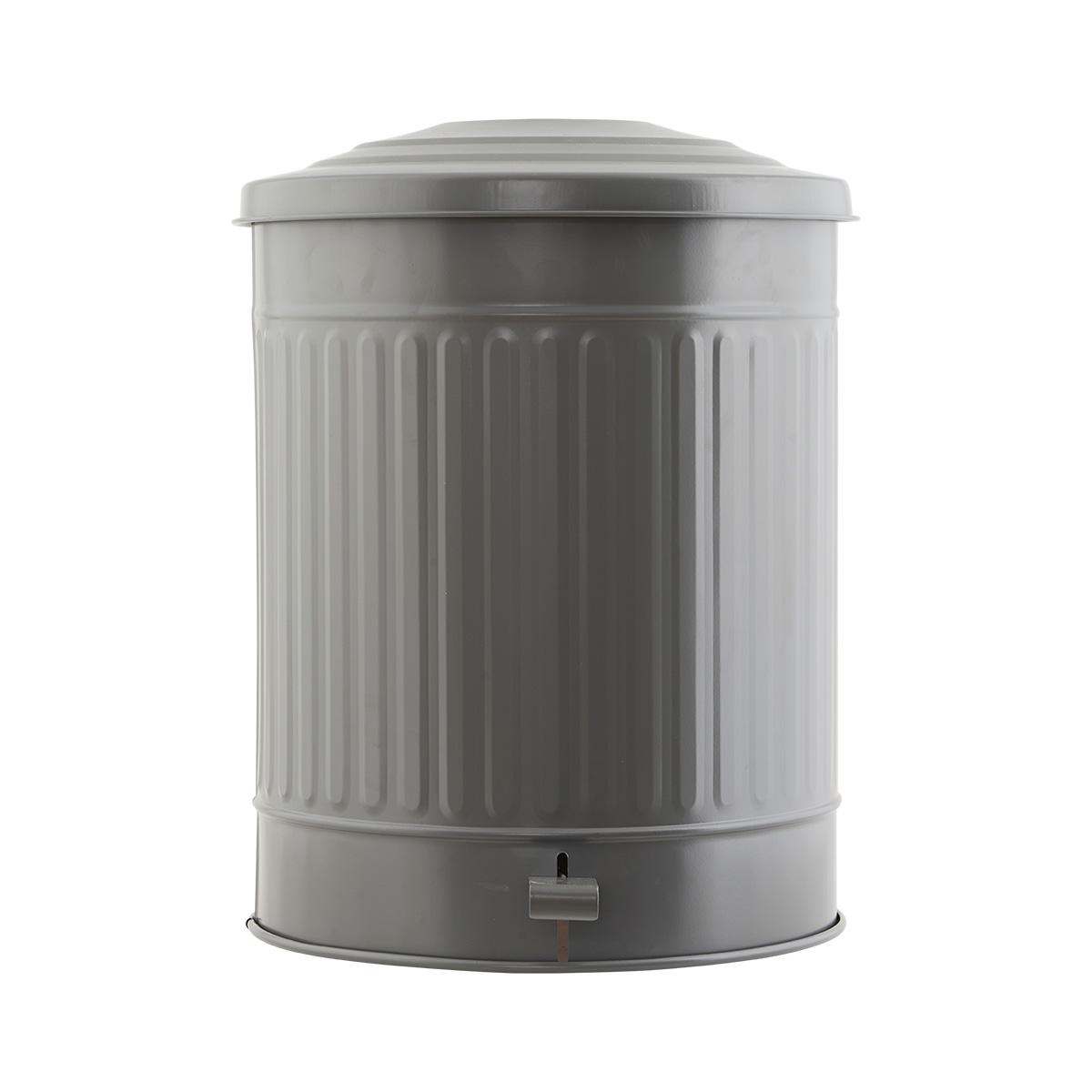 house doctor – House doctor affaldsspand - mat army grøn jern, m. låg (ø 37) på boboonline.dk