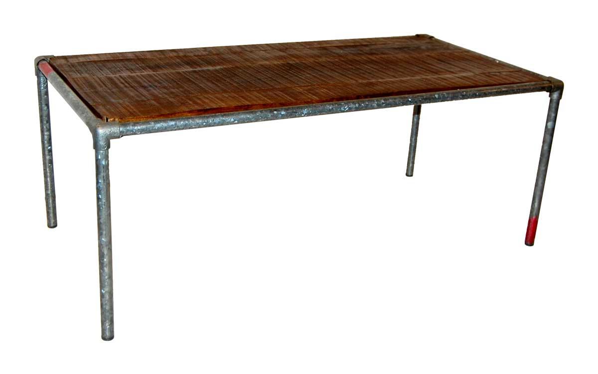 Billede af TRADEMARK LIVING Sofabord fremstillet med vandrør