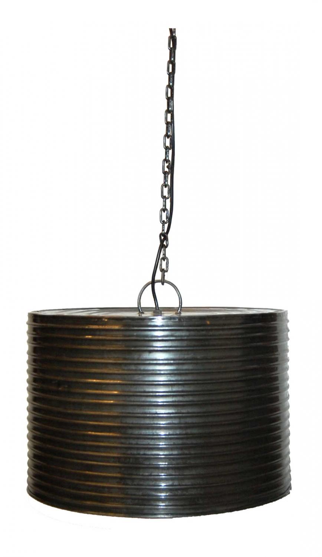 Image of   TRADEMARK LIVING Loftpendel - mørk zink