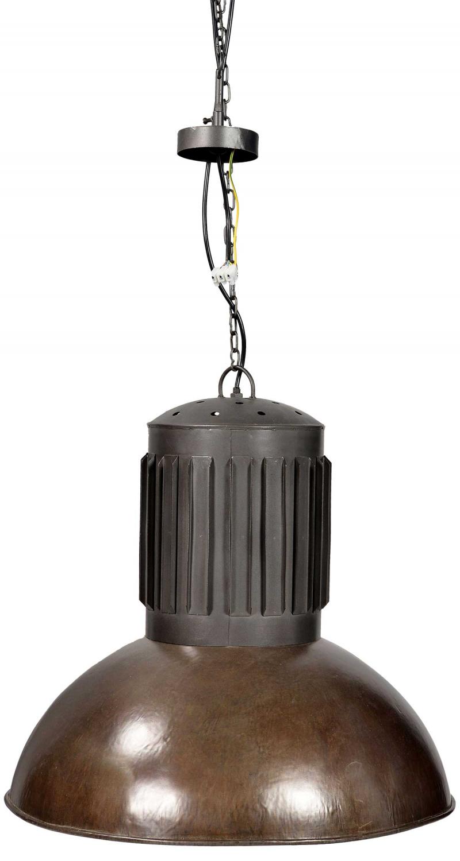 Image of   TRADEMARK LIVING Loftpendel - antikzink og lakeret jern