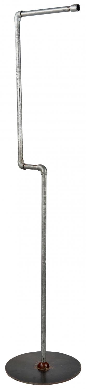 Image of   TRADEMARK LIVING Tøjstativ i rå jernrør