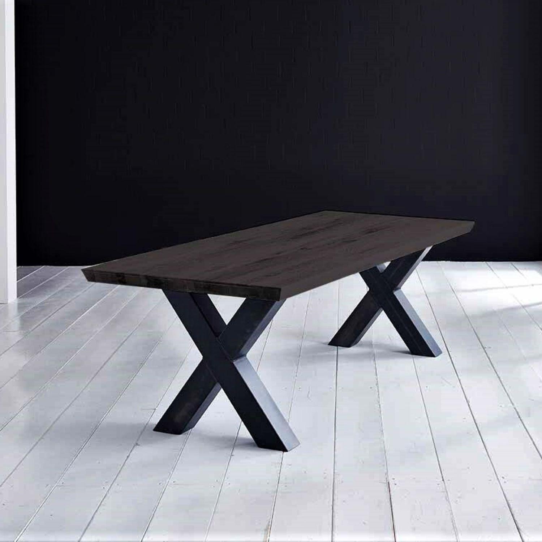 BODAHL Concept 4 You plankebord - moccasort eg m. schweizerkant og Freja-ben, m. udtræk 6 cm 260 x 110 cm