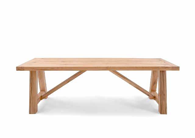 Bodahl Nantes plankebord - Olie 300 x 100 cm