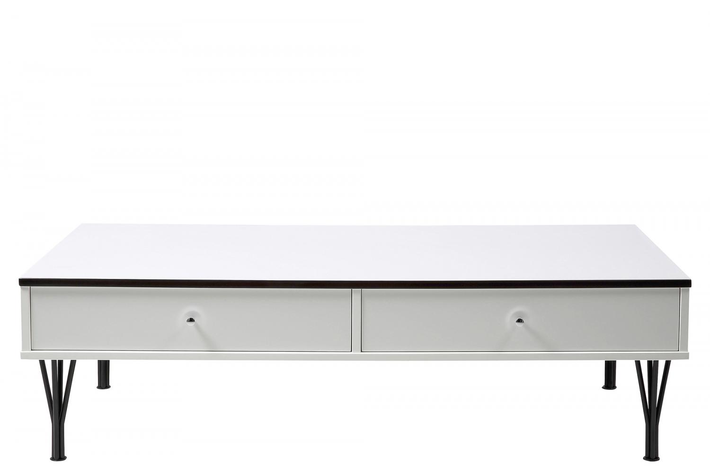 Pippolo Sofabord/TV-bord, Hvid thumbnail