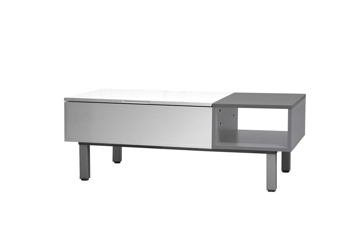 Song sofabord med spiseplads som kan hæves