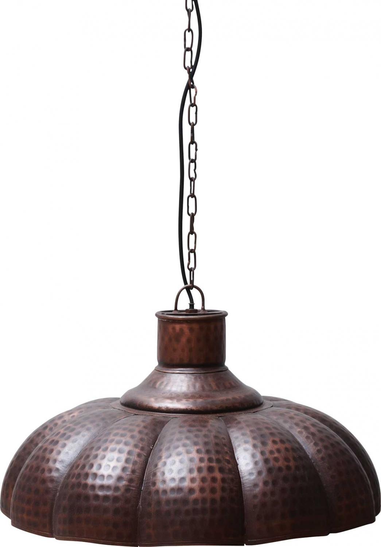 Trademark living vintage loftpendel - antikkobber fra trademark living på boboonline.dk
